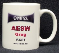 OMISS Coffee Mug