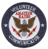 Volunteer Communicatior Patch