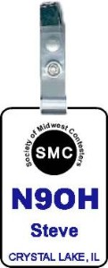 SMC Badge